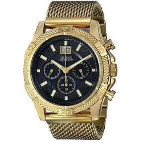Reloj Guess U0205g1 Dorado