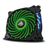 Kit De 2 Ventiladores Rgb Para Gabinete Eagle Warrior 120mm