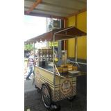 Carrinho De Churros Gourmet (foodcart)
