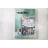 Dvd Pregação Preletor Gideões Pastor Carvalho Junior 27º Con