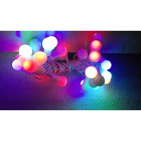 Luzinhas De Natal Pisca Pisca De Bolinha Luz Colorida Led