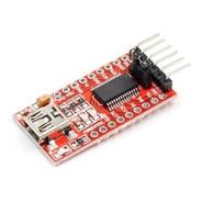 Módulo Ftdi Conversor Usb Para Ttl E Rs232 Serial - Ft232rl