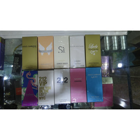 Colonias Perfume One Millone, 212 , Swiss Army, Etc Unisex