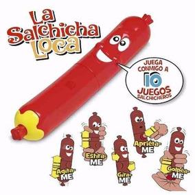 Salchicha Loca Juego De Habilidad Interactivo Original Tv