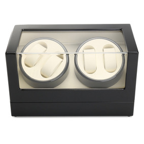 Movimentador Watch Winder Black Piano 4+0