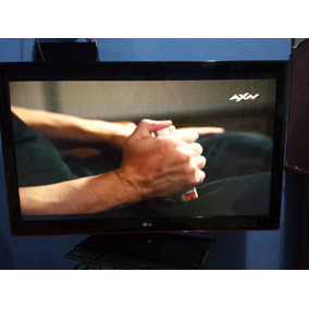 Tv Lg 42 3d Pulgadas + Lentes 42lm3400