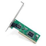 Tp-link, Adaptador De Red Pci 10/100mbps, Tf-3239dl