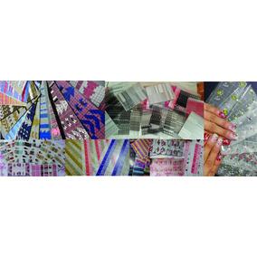 Películas De Unhas Gel - Impressas Hd - 1400 Cartelas