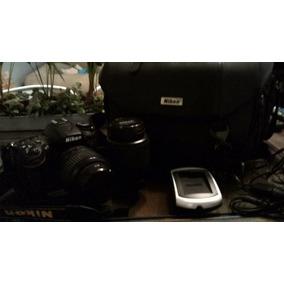 Nikon D7200 Kit/18-140/bolso/mem 16gb/cargadores