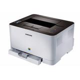Impressora Laser Color Sl-c410w Samsung Nova !!!