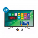Smart Tv Led 32 Ken Brown Hd Netflix Wi-fi Geo Bazar