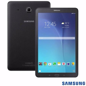 Tablet Samsung Galaxy Tab E 9,6 3g Wi-fi - T561m - Preto