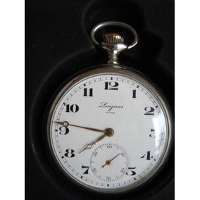 0860eee7c70 Relógio De Bolso Longines - Relógios De Bolso no Mercado Livre Brasil