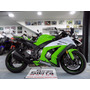 Kawasaki Zx10r Verde 2014