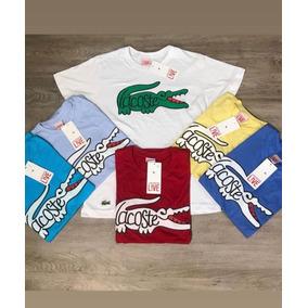 737d0a1beb Lacoste (réplica) - Camisetas e Blusas em Fortaleza no Mercado Livre ...