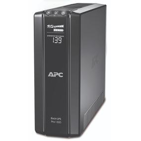 Ups Apc Back-ups Rs 1500 230v / Br1500gi, 865w/1500va