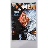 Hq X-men Extra Nº 04 - Terror Nato... Edição Abril/2017