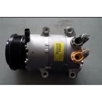 Compressor Ar New Fiesta 1.6 16v 2013 A 2015 Original