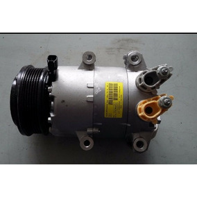 Compressor Ar New Fiesta 1.6 16v 2013 A 2015 Original