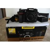 Nikon D7100 Cuerpo + Caja Manuales Pocos Disparos