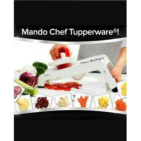 Tupperware Mando Chef Mandolina