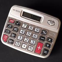 Calculadora Eletrônica Kk-9835a C/8 Digitos- Revenda Atacado