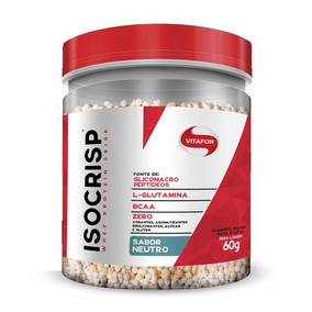 Isocrisp (60g) Whey Protein Em Flocos