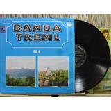 Banda Treml São Bento Do Sul Vol.4 Lp Rge