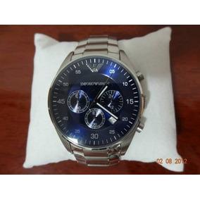 Relógio De Pulso Masculino Empório Armani Ar5860 Original