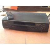 Oportunidad!! Video Gravadora Vhs Panasonic Nv- Sd 400 Japon