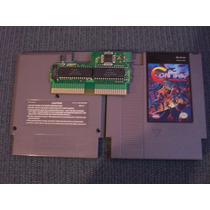 Contra Force 100% Original Nintendo Nes Perfecto Estado