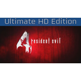 Resident Evil 4 Ultimate Hd Edition - Pc Digital