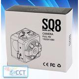 Sq8 Minidv Cámara De Video Y Foto. Full Hd 1920x1080p.