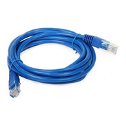 Cable De Red Cat.5e Ethernet 5 Metros Pc Módem Router Ps4
