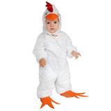 Disfraz Para Niño Gallo Blanco - Halloween