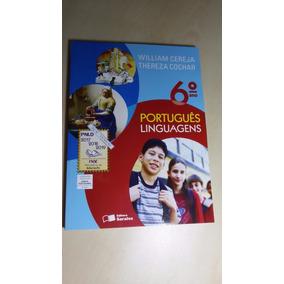 Livro - Português Linguagens 6º Ano - Novo