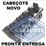 Cabeçote Motor Fiesta 1.0 8v 2001 Zetec Rocam Cabeçote Novo