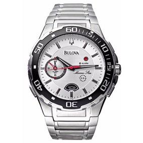 Reloj Bulova Quartz Alarma
