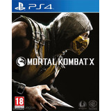 Mortal Kombat X Ps4 Jugas En Tu Usuario Español Digital