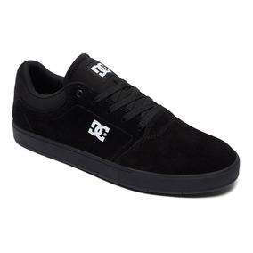 Tenis Calzado Caballero Crisis M Shoe Xkkw Dc Shoes Negro