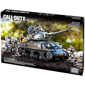 Mega Bloks Call Of Duty Legends: Tanque De Batalla Por Mega