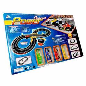 Pista De Autos F1 285 Cm 2 Autos Caja Ploppy 368253