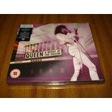 Cd+dvd Queen / A Night At The Odeon (nuevo Y Sellado)