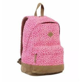 Mochila Backpack Print Totto Rosa ¡envío Gratis!
