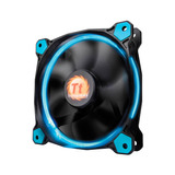 Ventilador Thermaltake Cl-f038-pl12bu-a Riing 12 Led Blue