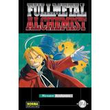 Manga Fullmetal Alchemist #2
