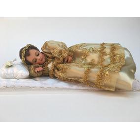Divina Infantita O Maria Niña 23cm Ojos Cerrados