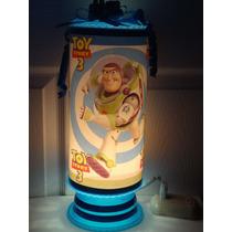 Buzz Light Year Centros De Mesa,recuerdos,lamparas 1regalo