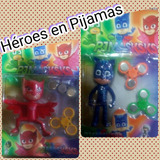 Muñecos Héroes En Pijamas