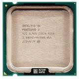 Processador Pentium D (dual) 925 Sl9ka, 3,0 Ghz, 4m, 800/05a